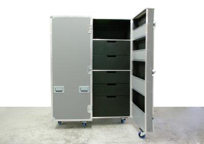 Opera wardrobe case