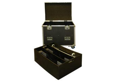 6 Pin spot bars case