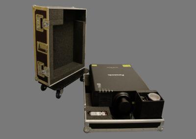 Panasonic projector case