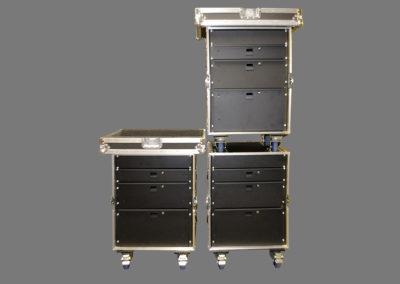 Mic drawer trunk