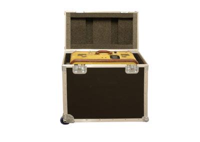 Small briefcase speaker case